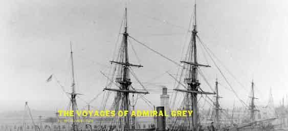 Admiral's Tea Chest